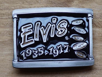 """Schliessen Schnalle """" Elvis 1935 - 1977 """""""