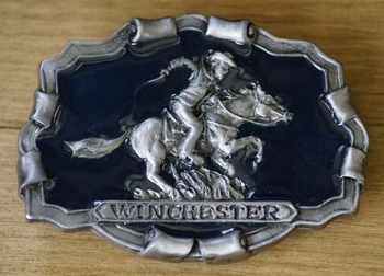 """Buckle  """" Winchester """""""