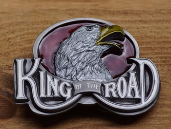 """Buckle  """" King of the Roal """" Rot"""
