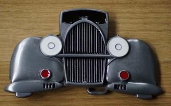 """Belt buckle  """" Front-Oldtimer """""""