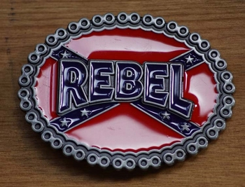 "Buckle  "" Rebel """