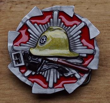 """Austauschbare Schnalle  """" Feuerwehr """"  ( Zubehör )"""