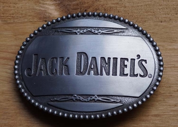 Jack Daniels belt buckle  AUSVERKAUFT