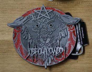 "Musikbands buckle  "" Lamb of God """