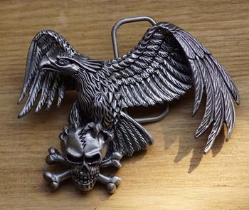 """Schließung  """" Adler mit Schädel und Knöchen """""""