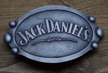 """Austauschbare Schnalle   """" Jack Daniel's  """"  AUSVERKAUFT"""