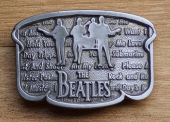 "Gürtelschnalle  "" The Beatles """