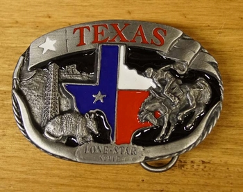 "Gürtelschnalle  "" Texas ""   AUSVERKAUFT"