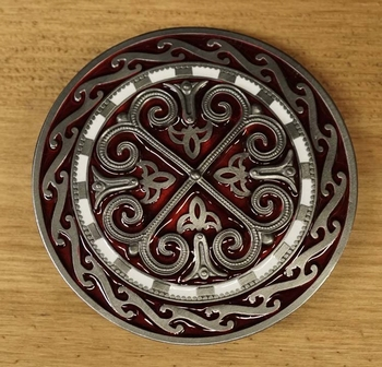 "Belt buckle  "" Keltische design """
