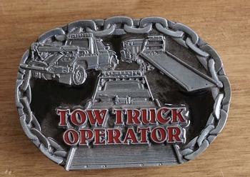 "Buckle  "" Tow Truck operator """