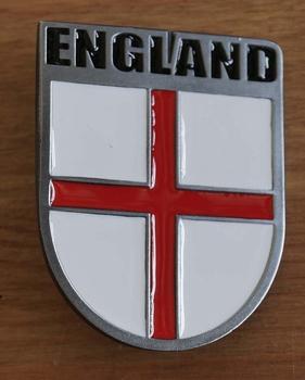 "Buckle  "" England Schild """
