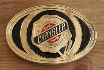 """Buckle  """" Chrysler """""""