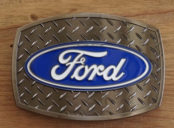 """Buckle  """" Ford """""""