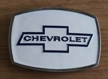 "Buckle  "" Chevrolet """