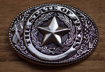 "Gürtelschnalle  ""  The state of Texas ""   AUSVERKAUFT"