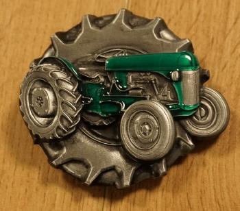 "Buckle  "" Traktor ""  AUSVERKAUFT"