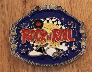 "Buckle  "" Rock 'n Roll ""  Tanzschuhe"