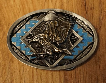 "Belt buckle  "" Adler """