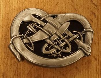 """Belt buckle  """" Keltische design """""""