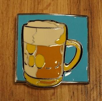 """Buckle  """" Beer """""""