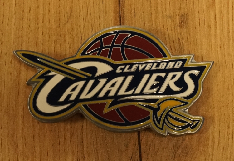 "American Football buckle "" Cleveland Cavaliers """