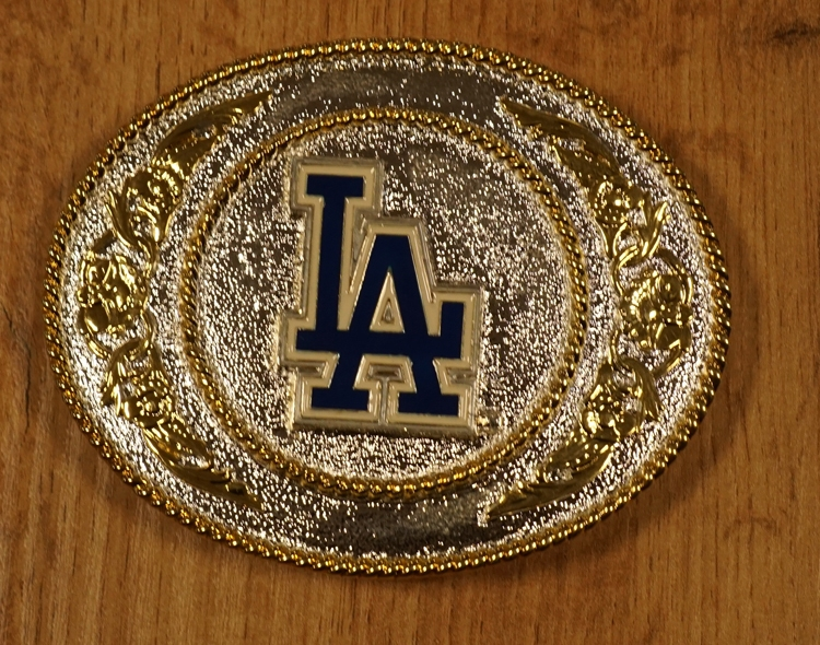 "American Football buckle "" La Dagers """