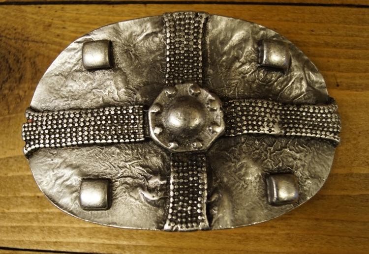 """Belt buckle   """" Wikinger Schild """""""