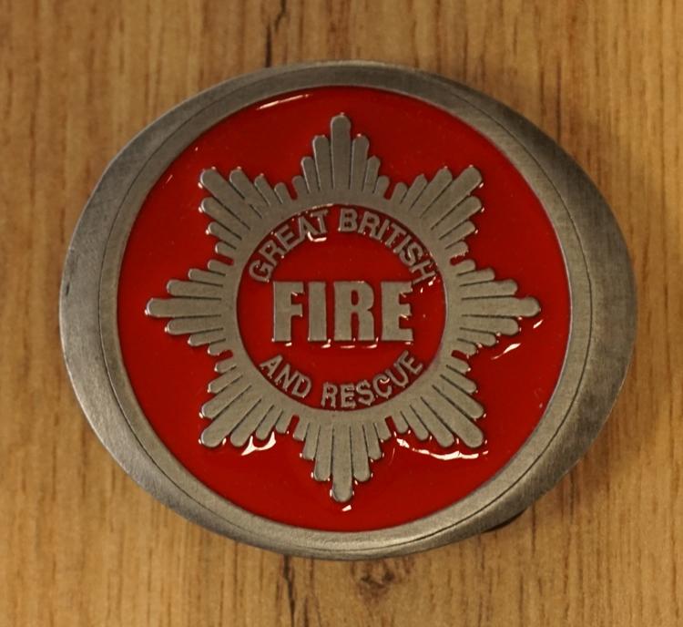 """Belt buckle  """" Fire Fighters """""""