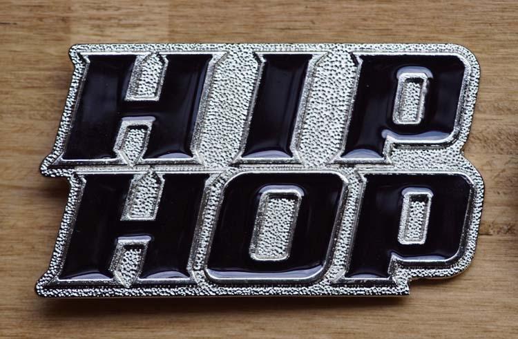 "Belt Buckle  "" Hip hop """