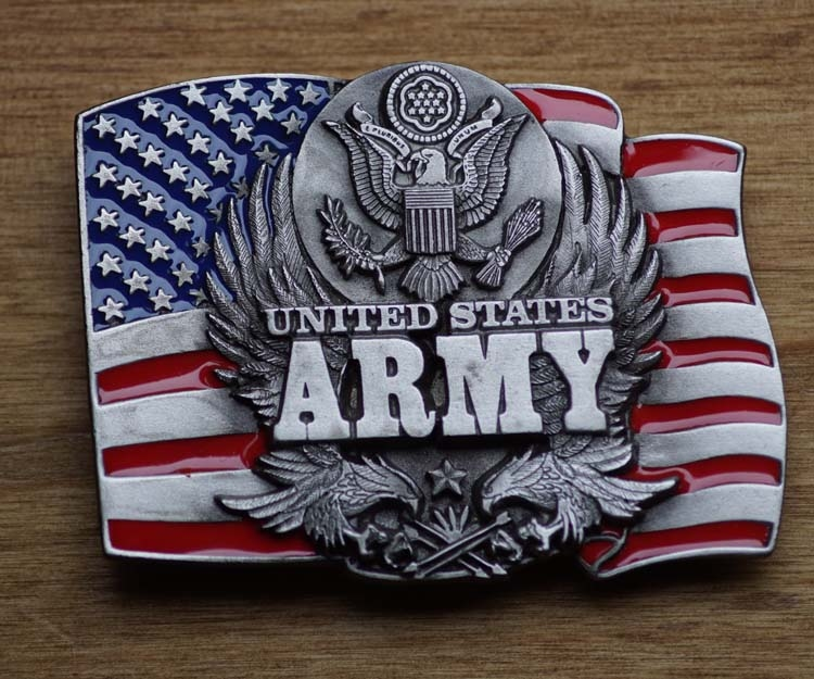"Belt Buckle ""  United states army """
