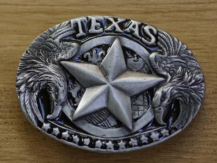 "Buckle  ""  Texas ""   AUSVERKAUFT"