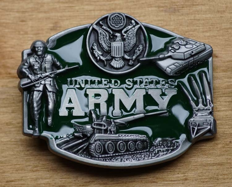 "Buckle  ""  United States    Army  """