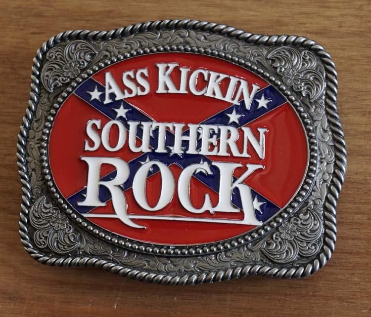"Buckle  "" Ass kickin southern rock """