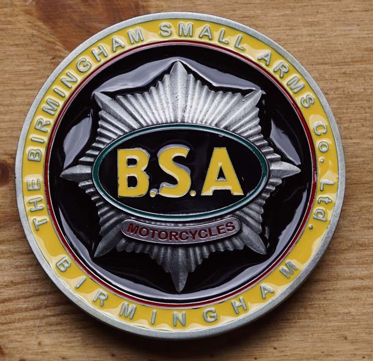 """Buckle  """" B.S.A. """""""