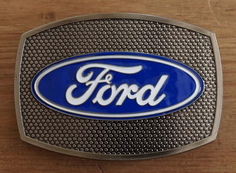 "Buckle  "" Ford """