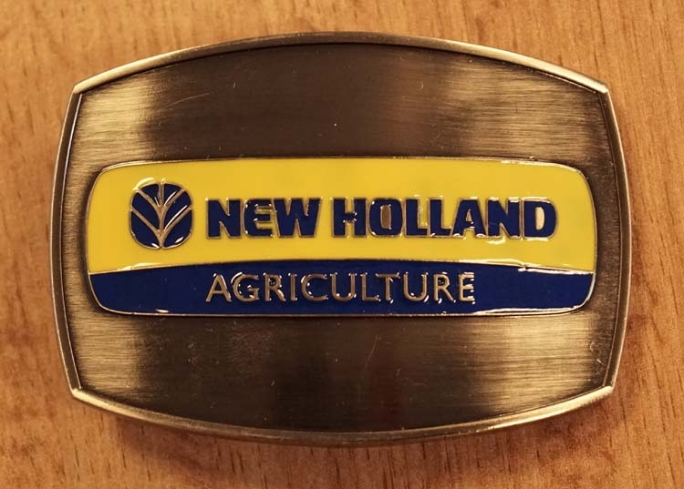 """Buckle  """" New Holland agriculture """""""
