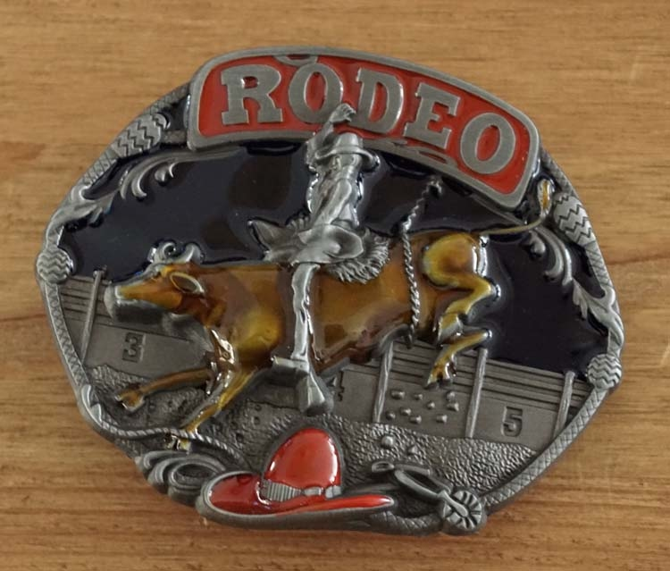 """Buckle  """" Rodeo """""""