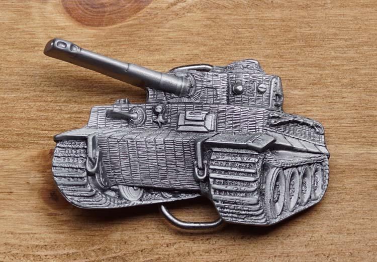"""Buckle """"  Schwerer panzer """""""