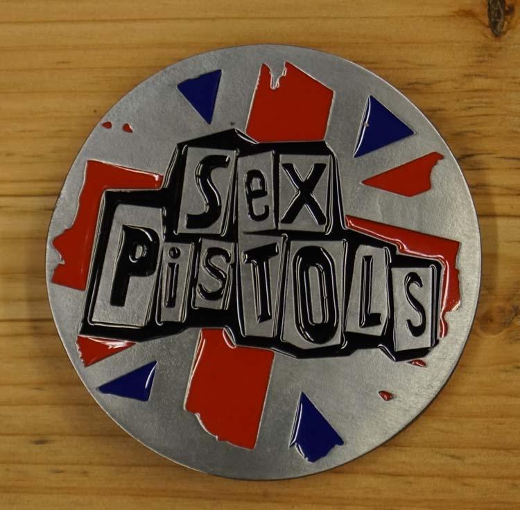 "Buckle  "" Sex Pistols """