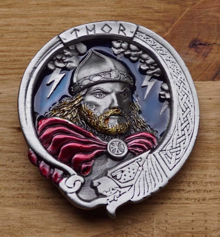 "Buckle  "" Thor viking """
