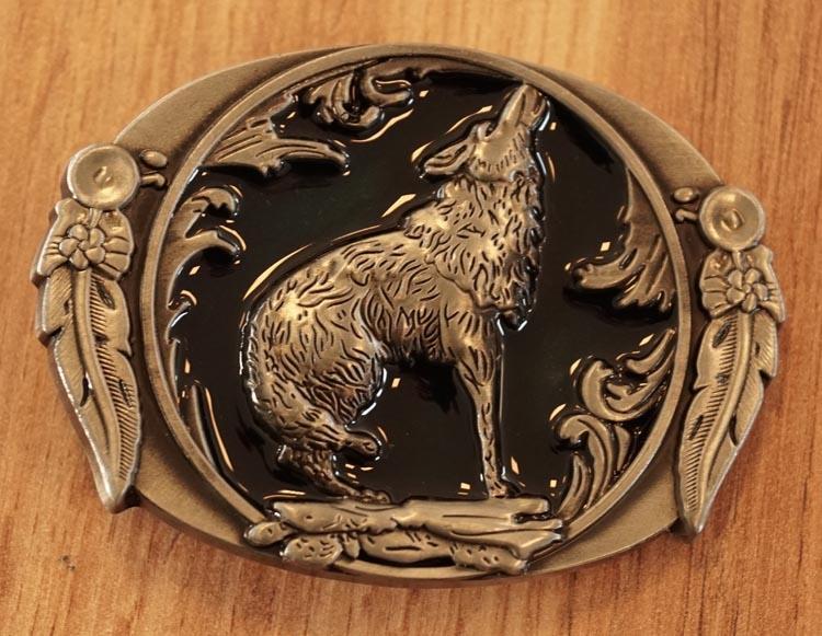"Buckle  "" Wolf """