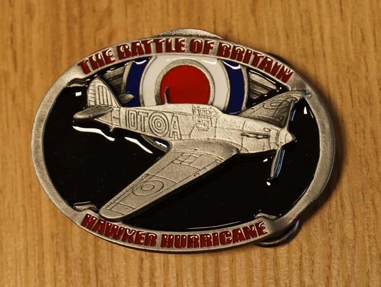 "Buckle "" The battle of Britain Hawker Hurricane """