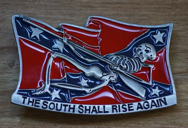 "Buckle "" The south shall rise again """