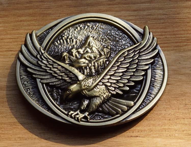 """Dekorative schnallen  """" Fliegender Adler """""""