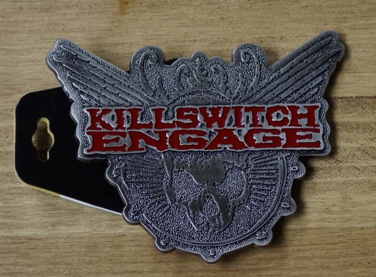 "Music band buckle  "" Killswitch Engage """