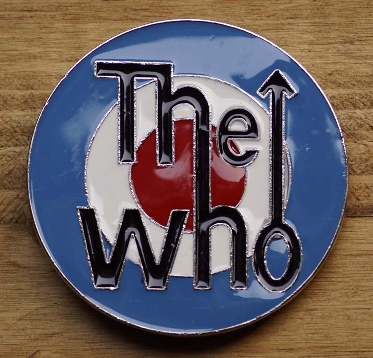 """Musikband Schnallen  """" The who """""""