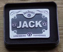 Jack Daniel's belt buckle