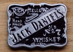 Jack Daniels Schnalle