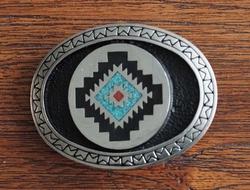 Aztekisch Gürtelschnalle