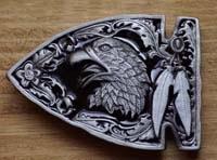 Adler Gürtelschnallen